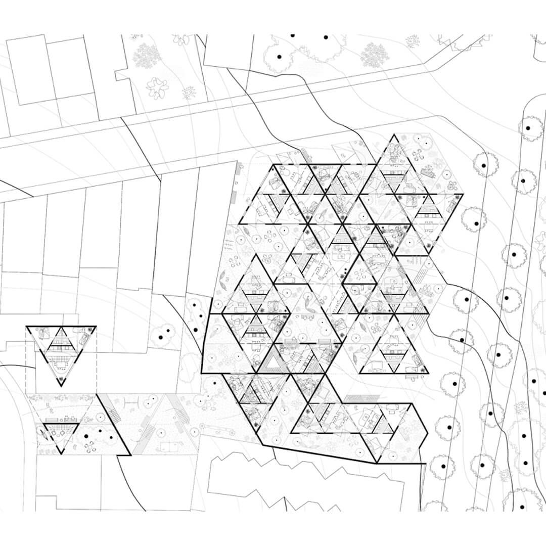 Triangularización , Eric Moya